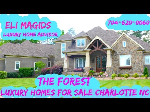 Luxury Charlotte Homes For Sale | The Forest Neighborhood | Dr.Eli Magids 704-620-0060