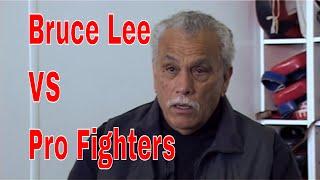 Bruce Lee VS Pro Fighters: