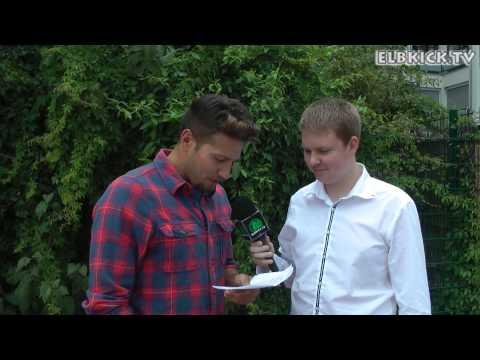 Zakaria Chergui (TBS Pinneberg) tippt den 3. Spieltag der Landesliga Hammonia | ELBKICK.TV