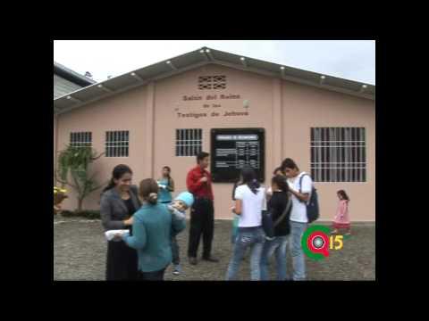 TESTIGOS DE JEHOVA INAUGURARON SALON DEL REINO.flv