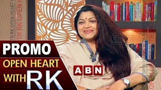 Promo: Actress & Cong leader Kushboo in Open Heart wit..