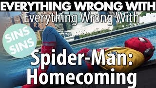 """Everything Wrong With """"Everything Wrong With Spider-Man: Homecoming"""""""