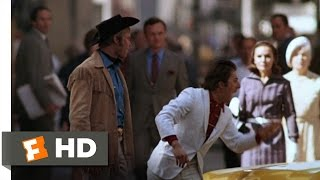 Midnight Cowboy (2/11) Movie CLIP - I'm Walkin' Here (1969) HD