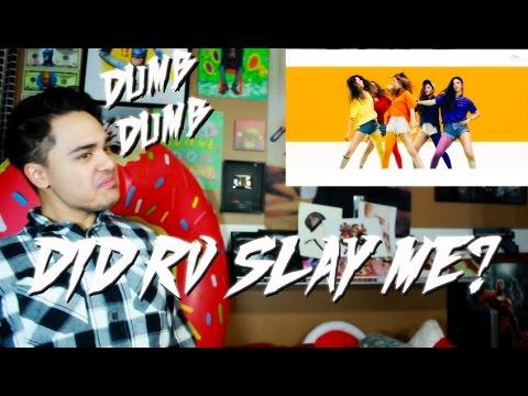 RED VELVET - Dumb Dumb MV Reaction [DAT DUMB DUMB BEAT DOE]