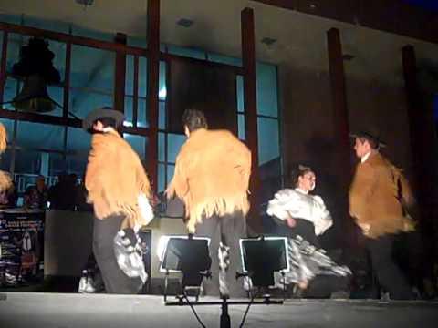 El Pavido Navido PRESENTE EN 2º FESTIVAL UNIVERSITARIO DE DANZA FOLKLORICA
