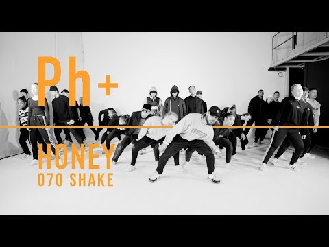 02# Ph+ series / Quick Style - Honey by 070 Shake