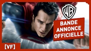 Man of steel :  bande-annonce 1 VF