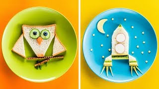 25 TWO-MINUTE SNACKS FOR KIDS