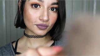 ASMR Doing Your Makeup Roleplay