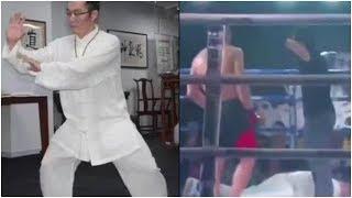 Làng võ Trung Quốc đang xôn xao - Cao thủ Võ Đang bị hạ trong 2 giây bởi võ sĩ MMA nghiệp dư