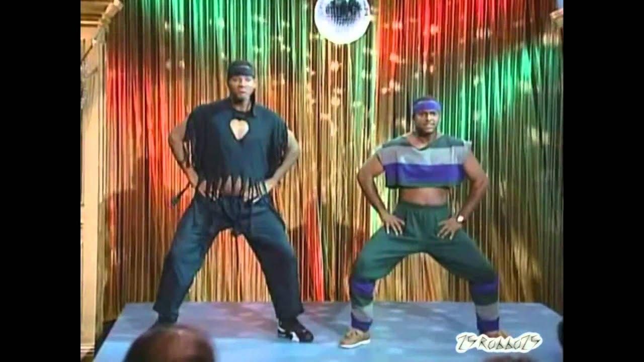 The Fresh Prince of Bel-Air: Will & Carlton dance - YouTube