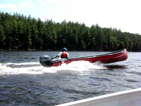 22 Foot Canoe