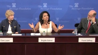 "Brigitte Gabriel's Epic and Brilliant Answer To ""Most Muslims Are Peaceful..."""