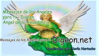 💌 MENSAJES DE LOS ÁNGELES PARA TI - DIGEON - Ángel de La Abundancia💌 Enseñanza Espiritual 1.742