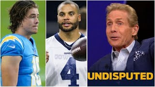 UNDISPUTED - Skip and Shannon's final predictions of Cowboys vs Chargers!!