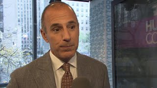 Matt Lauer Apologizes: 'There is Enough Truth in These Stories'