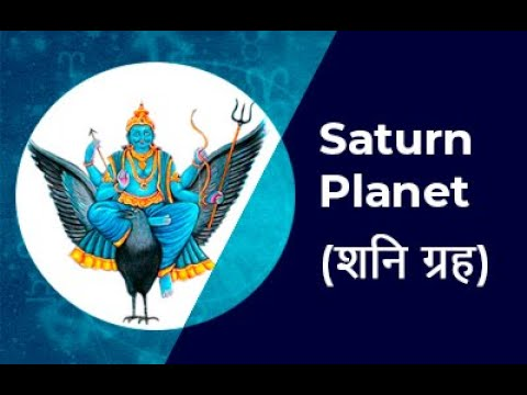 Saturn Planet (Shani Grah)