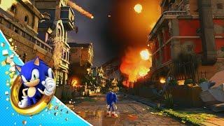 Sonic Forces - Primo trailer gameplay della modalità Modern