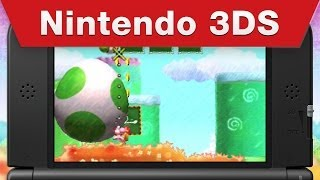 Nintendo 3DS - Yoshi's New Island - It's a Shell of a Time Trailer