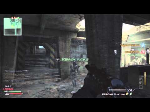 Call of Duty MW3 Gameplay KC on Dome - I'm an Old Fart