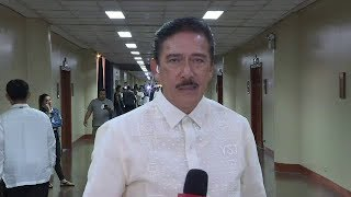 First on CNNPH: Tito Sotto reelected as Senate President