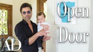 Inside John Stamos's $5.8M Beverly Hills House   Open Door   Architectural Digest