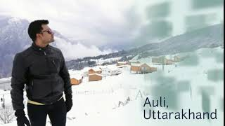 Untouched beauty of Auli,  Uttarakhand - An unforgettable experience.