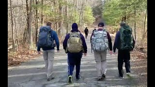 Weymouth Police train for 2019 Tough Ruck