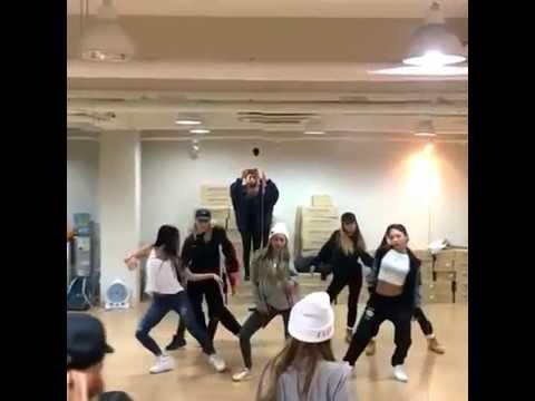 HYORIN-HYORIN (효린) -Paradise Dance Practice video