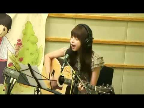 JUNIEL - 하늘을 달리다 Running in the Sky (Lee Juk cover)