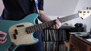 Hooverphonic - Romantic (Bass cover)