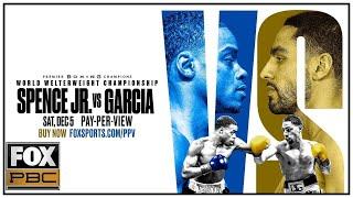Errol Spence Jr. vs Danny Garcia | EXCLUSIVE PRELIM BOUTS | PBC ON FOX