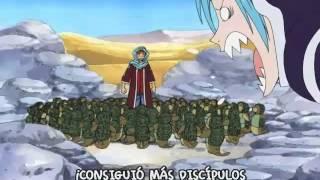 Luffy Entrenador de Kung Fu Dugongs