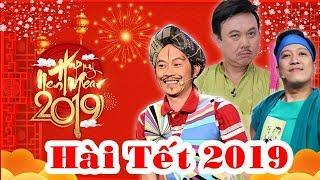 Hài Tết 2019 | Hài Hoài Linh, Hài Chí Tài, Hài Trường Giang mới | Hài Tết Mới Nhất 2019 | THẦN ĐÈN