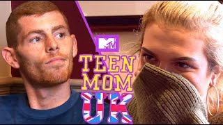 Amber Makes An Awkward Fake Boyfriend Confession To Ste | Teen Mom UK 5
