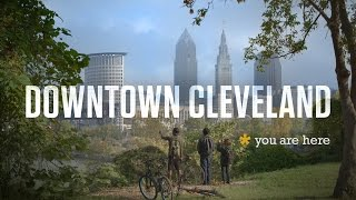 Downtown Cleveland - You Are Here
