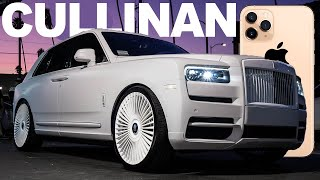 THE WHITEST ROLLS ROYCE CULLINAN ON EARTH, iPhone 11 PRO, RDB AUTO CARE DROPPING SOON!