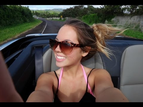 KAUAI VLOG┃Jeeps, Brandy Melville, & Going Home