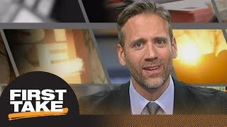 Max has Russell Wilson trailing Tom Brady in MVP race   First Take   ESPN