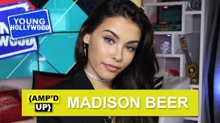 Madison Beer on What Marshmello Actually Looks Like!
