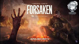 Tome 7 Forsaken Trailer | Dead By Daylight