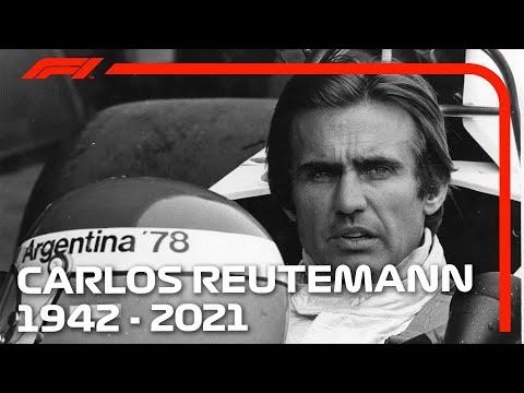 Carlos Reutemann, 1942-2021