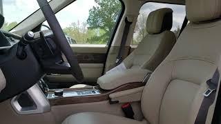 2019 Land Rover Range Rover Fletcher, Hendersonville, Waynesville, Marion, Asheville, FL KA548314