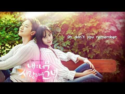 金泰宇(Kim Tae Woo) - 只有你(Only you) (對我而言可愛的她 OST)中韓字幕