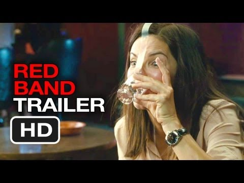 The Heat Official Red Band Trailer #2 (2013) - Sandra Bullock Movie HD