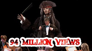 Pirates of the Caribbean Medley, He's a Pirate パイレーツ・オブ・カリビアン Zebrowski Music School Orchestra