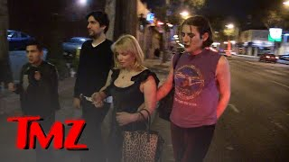 Courtney Love Taking High Road On Harvey Weinstein 'I Told You So' Jokes | TMZ