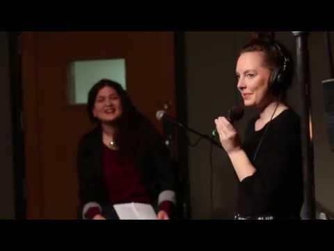 Sylvan Esso - 'The Full Session' | The Bridge 909 in Studio
