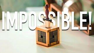 The IMPOSSIBLE Excalibur Puzzle!!