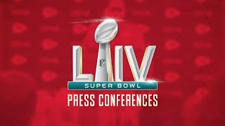 Chiefs Friday Press Conferences | Super Bowl Bye Week